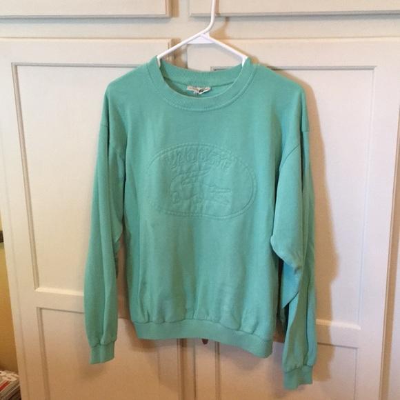 Vintage Size Lacoste In Ml Stitched Sweatshirt IWYEDH29